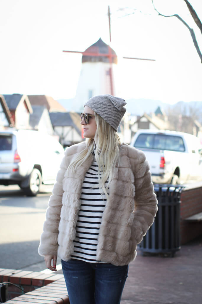 Purely Chic beige jacket