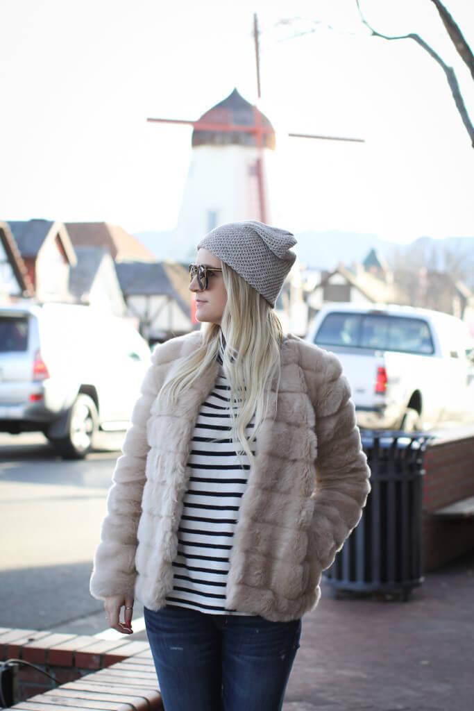 Purely Chic beige jacket