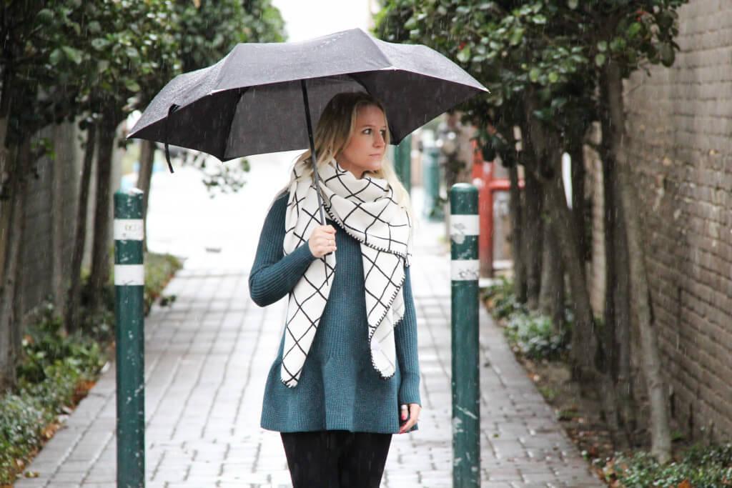 Rainy Day Stylish