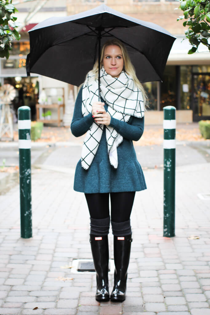 Umbrella Style Outfit