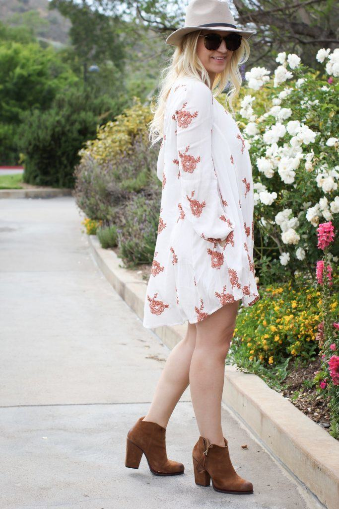 Purely-chic-spring-dress