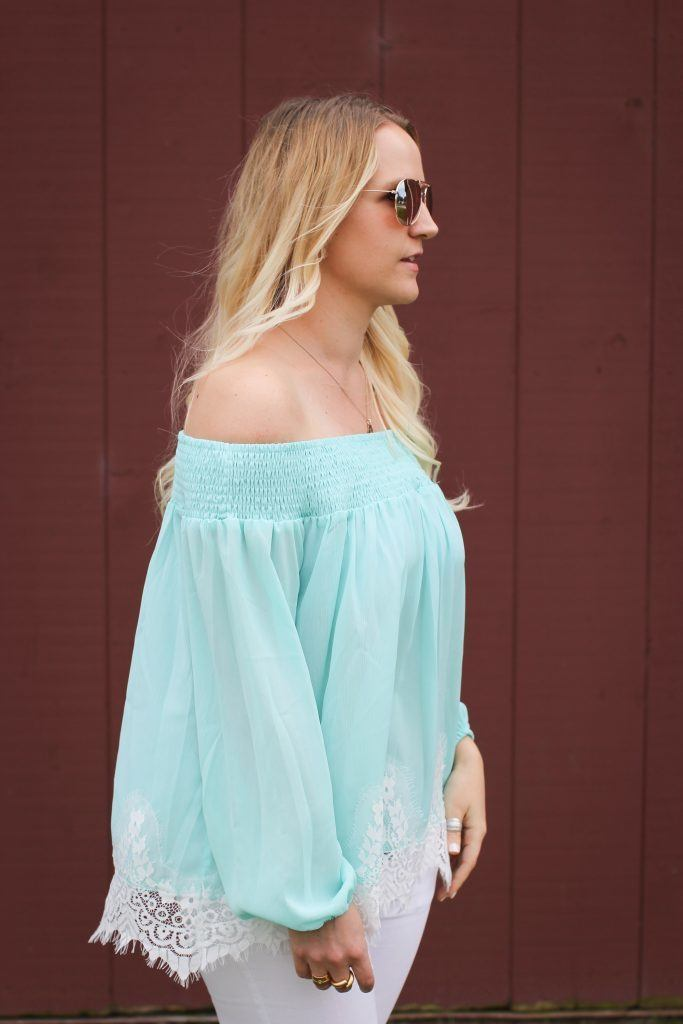 mint-lace-top-purely-chic